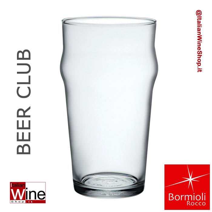 Accessori Bicchiere Birra Pinta Imperiale Mod Nonix