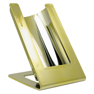 Accessori stand refrigerante contatto metal oro for Arredo stand
