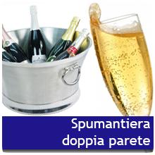 Spumantiera Professionale Acciaio - Mod. RODEO - by Euposia®
