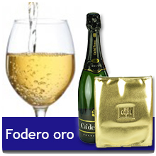 Fodero Refrigerante - GOLD - by BeCool®