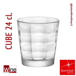 bormioli-rocco-bicchiere-acqua-tumbler-cube-24-capacita-24-cl-conf-6-pz