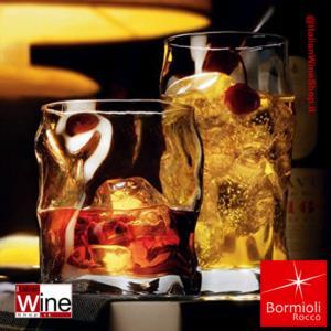 Bormioli Rocco - Bicchiere Acqua & TUMBLER - NAOS CANDY 30 BLUE - capacità: 30 cl - conf. 6 pz._bis