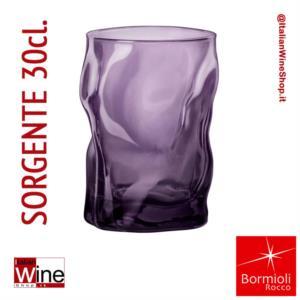 bormioli-rocco-bicchiere-acqua-tumbler-sorgente-30-ametista-capacita-30-cl-conf-6-pz