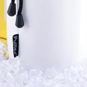 Borsa RaffreddaVino - WINE COOLER BAG - Colore BORDEAUX - By Pulltex®_bis_bis