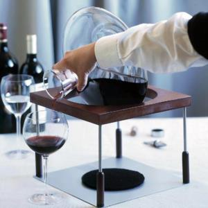 kit-decantage-magnum-decanter-base-legno-by-pulltex