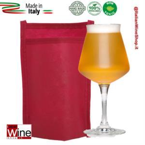 sacca-porta-bicchiere-in-tessuto-non-tessuto-tnt-range-4-teku-bordeaux-dvm