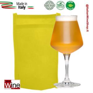 sacca-porta-bicchiere-in-tessuto-non-tessuto-tnt-range-4-teku-gialla-dvm