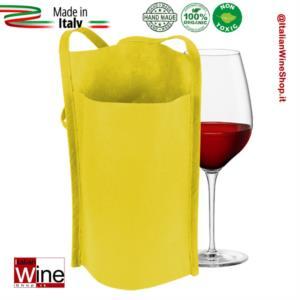 sacca-porta-calice-da-collo-modello-tnt-eco-range-3-giallo-dvm-primo-prezzo