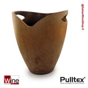 secchiello-professionale-ice-bucket-ebony-wood-effect-effetto-legno-by-pulltex