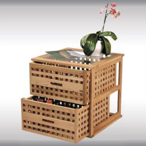 tavolino-con-cassetti-porta-bottiglie-linea-massiv-by-kesper