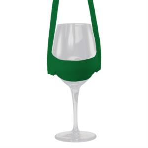 tracolla-reggicalice-glassholder-range-3-green-by-dvm