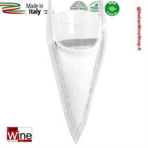 tracolla-reggi-flute-in-tnt-modello-flute-cone-holder-bianco-dvm