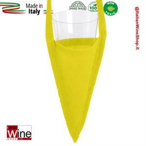 tracolla-reggi-flute-in-tnt-modello-flute-cone-holder-giallo-dvm