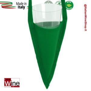 tracolla-reggi-flute-in-tnt-modello-flute-cone-holder-verde-dvm