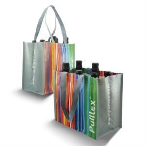 Borsa Porta bottiglie - NON WOVEN COLOUR WINE BAG - Pulltex