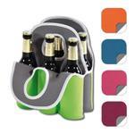 Borsa Termica in Tessuto Sintetico per 6 bottiglie/lattine  - By Kesper®