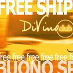 FREE SHIPPING CARD ITALIA  –  DiVino Club