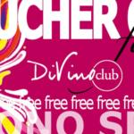 VOUCHER CARD – DiVino Club – VALORE 50 €