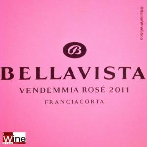 Bellavista Spumante Rosé Franciacorta Brut DOCG Millesimato 2011 Bellavista_bis