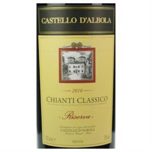 Chianti Classico Riserva DOCG 2010 di Castello D'Albola_bis