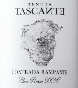 Contrada Rampante Tenuta Tascante Etna Rosso Tasca d'Almerita DOC 2017_bis