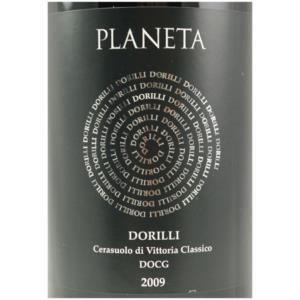 Dorilli Cerasuolo di Vittoria Classico DOCG 2009 di Planeta_bis