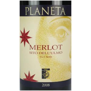 Sito Dell'Ulmo Merlot Sicilia IGT 2007 di Planeta_bis